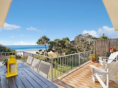 Diamond Place U3 - Absolute Beachfront at Tugun