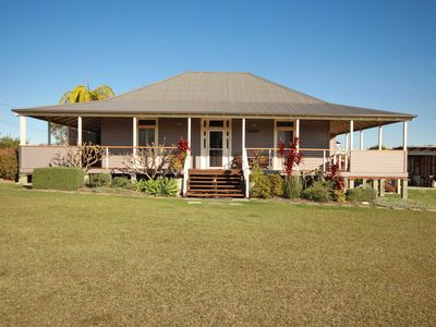 built in 1890 the original harbourmaster residence in Coffs Harbour