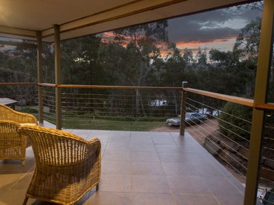 Unwind @ 'Stirling Hideaway Retreat' - The Balcony Apartment