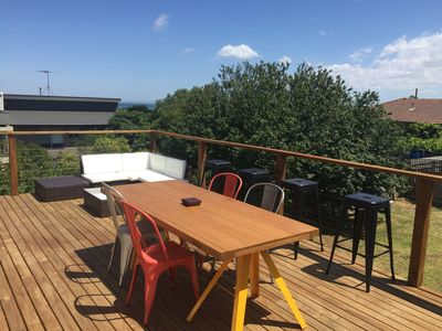Bayview Entertainers Deck