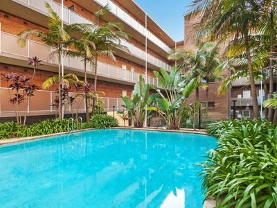 Manly Tranquil Escape - Modern Flat With Pool