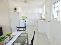 Fully equipped Kitchen, Dining, Quiet Air-con, 6 burner barbecue