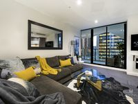Open living area that steps out onto Private balcony