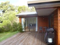 FRONT DECK & SUNROOM