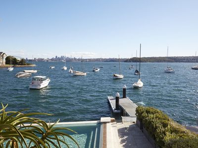 POINT PIPER WATERFRONT