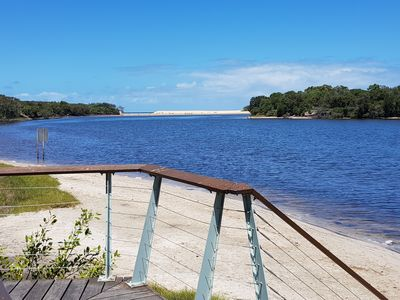 Come and enjoy these views which are less than 50 metres from your front door.