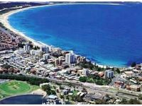 Aerial view of beautiful Beachside Cronulla!