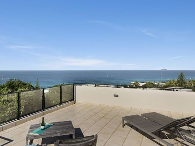 Unit 2 - Rooftop Terrace with amazing views of the ocean