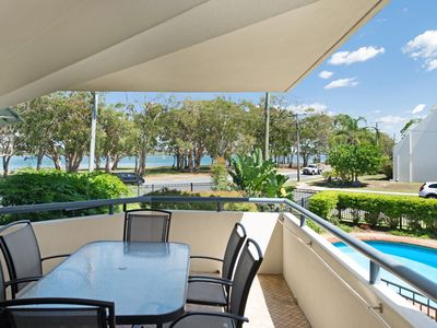 Everything you need including a pool - 2/181 Welsby Pde, Bongaree