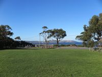 Beachside Park with Adult Exercise Equipment