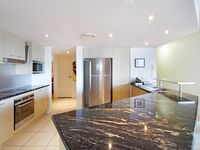 Granite Kitchen with All Modern Appliances 1st level