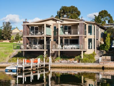 Exterior of Gippsland Lakehouse