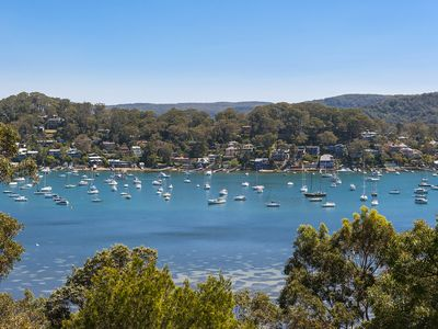 Pittwater views