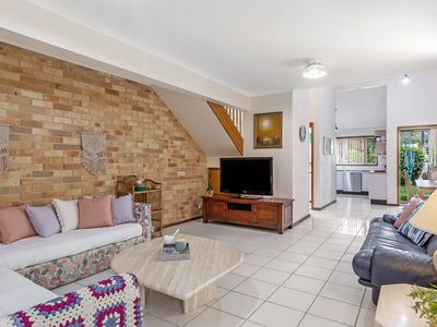 Easy holiday living, with a touch of retro in Shoal Bay