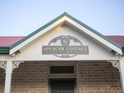Spencer Cottage street view