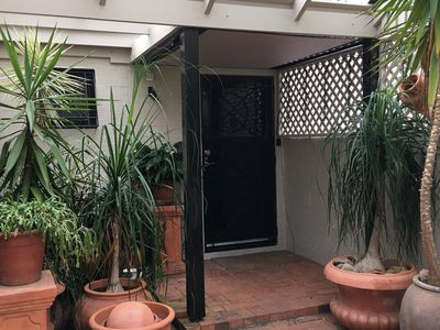 Private oasis in the middle of the eastern suburbs of Sydney.