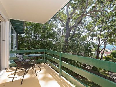 3 'Far Horizons' 77 Ronald Avenue - cosy comfortable unit with filtered views