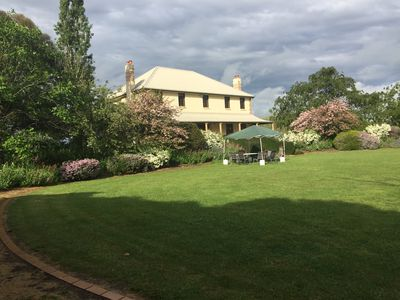 Wallaroo homestead gardens