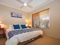 3rd bedroom with king or 2 x king single