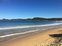 Umina Beach from Ocean Beach