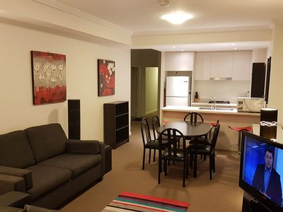 Centenary Park Apartment A204