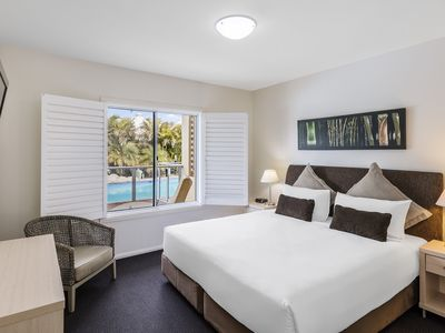 Oaks Pacific Blue Resort - One Bedroom Lagoon Spa Apartment
