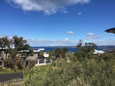 Views to Sydney's Northern Beaches