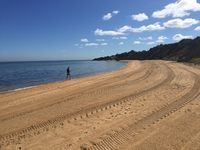 Mount Eliza paradise - early morning on Canadian Bay Beach