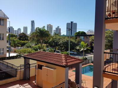 Perfect place to soak up the Surfers Paradise skyline