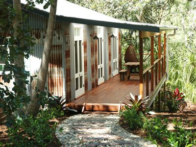 Enjoy the tranquility of the Byron Hinterland with your own private getaway