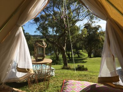 Glamping Getaway Mornington Peninsula Iluka Retreat Glamper