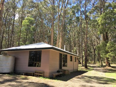 Wombat Forest Retreat cottage
