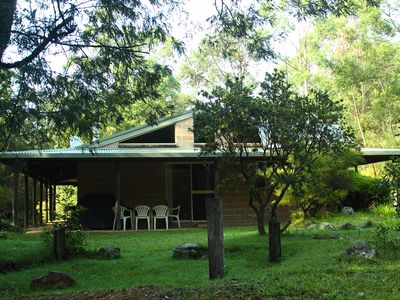 Carisbrook Lodge - 3 bedrooms, sleeps 7