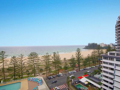 Ocean Plaza 1047 - Beachfront Coolangatta