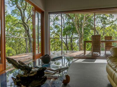 Nunyara Treehouse at North Maleny