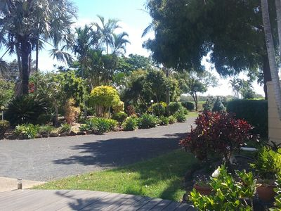 Lovely Gardens on 2.5 acre property
