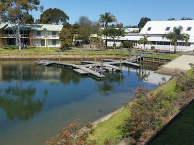 The Moorings Resort Tomakin