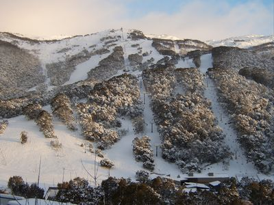 Thredbo Village all year mountain resort