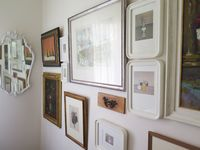 Bedroom 2 Frame Wall