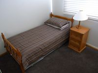 second bedroom single bed+ rollaway: all Parramatta View Furnished Apartments