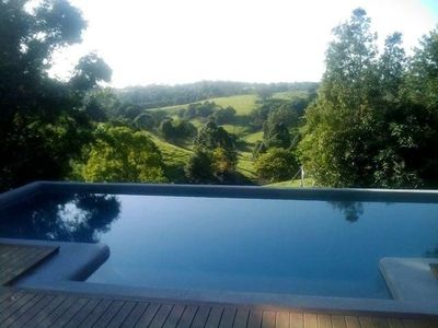The Holiday House - pool