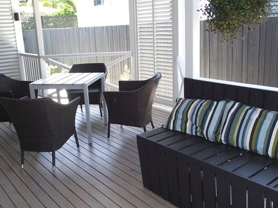 Great outdoor deck