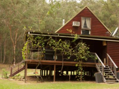 Yango Creek Farmhouse - Wollombi