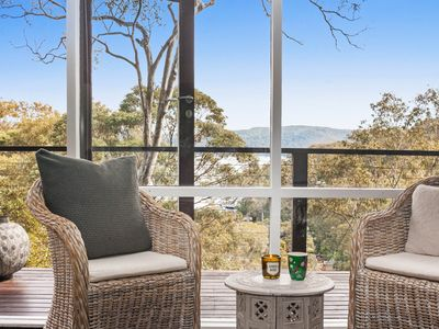 Idyllic Pittwater Bush Sanctury in Clareville