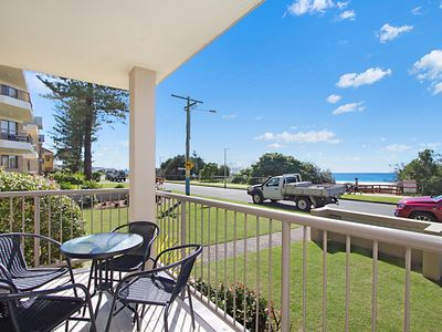 Bilinga Gardens Unit 1 - Beachfront Bilinga