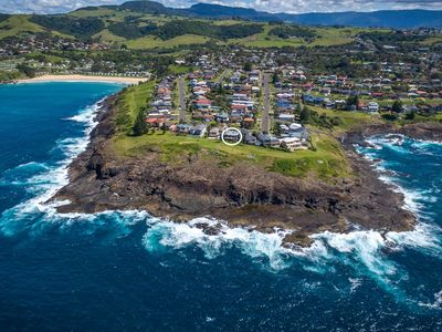 Furthest House East in Kiama on Headland