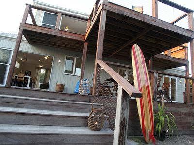 Beach House With Lots of Deck