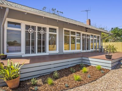 Front of the property with front verandah