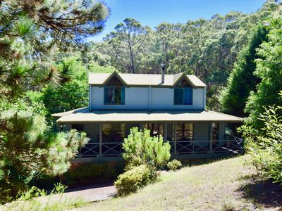 The Mountain House in Katoomba