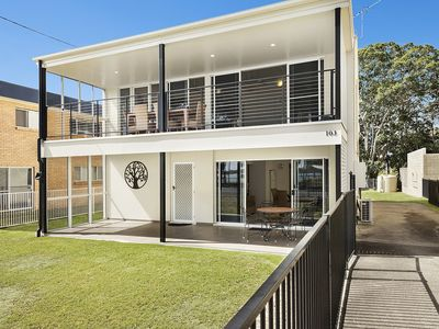 Ground floor air conditioned - 1/103 Welsby Pde, Bongaree